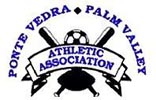 Ponte Vedra Palm Valley Athletic Association Logo